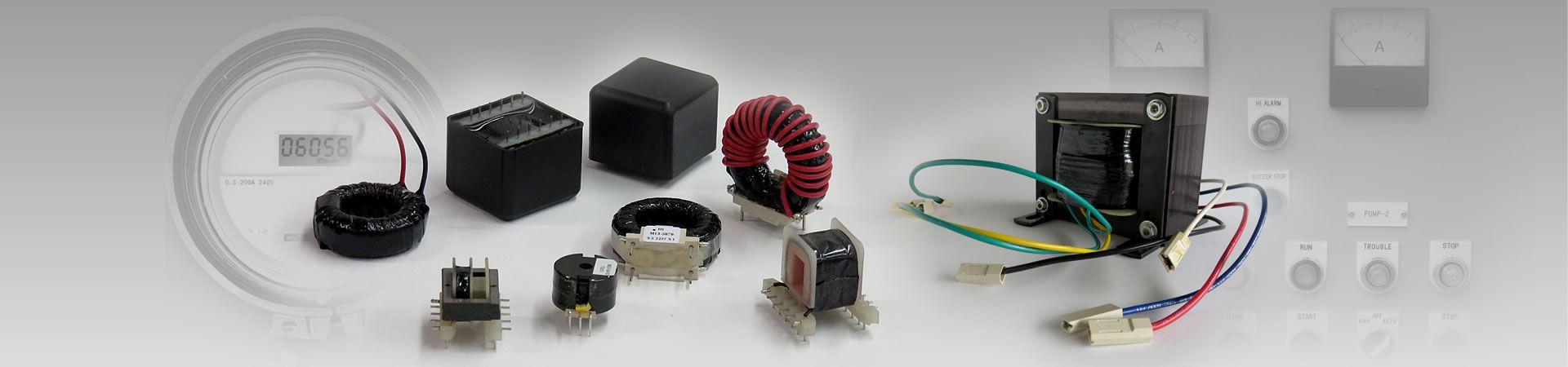 Electrical Transformers & Coils OEM & Custom Mci Limited Waterloo